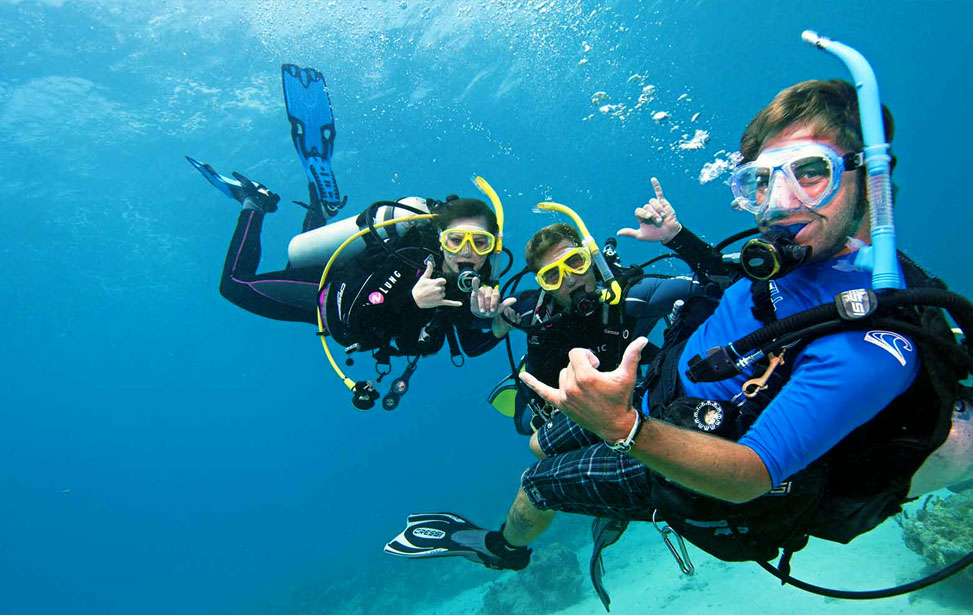 Where Can You Go As A Padi Pro?