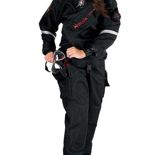 Checking Out The Hollis Dx300x Drysuit